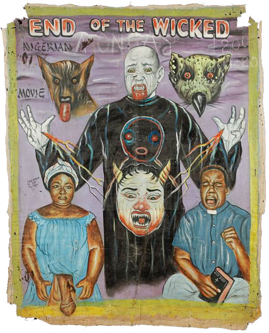 5 Nigerian Horror Movies That Scared Us As children And Still Do