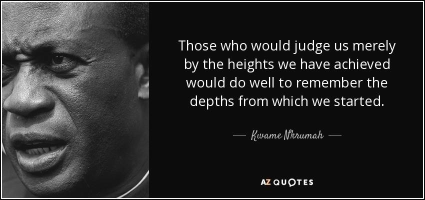 nkrumah quote
