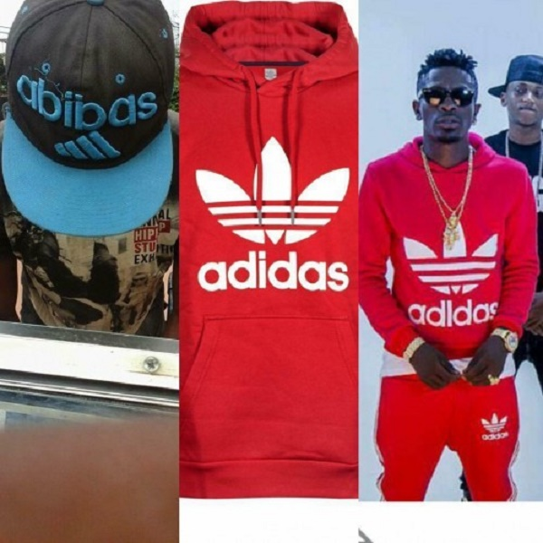 3b631bade45 Social Media Lashes Out Shatta Wale For Fake Adidas; He Replies ...