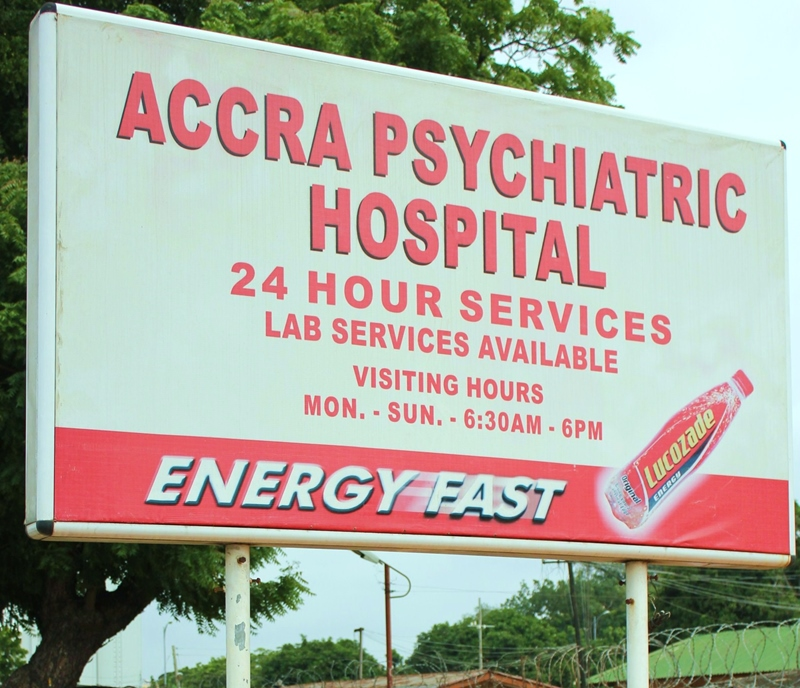 Image result for accra psychiatric hospital