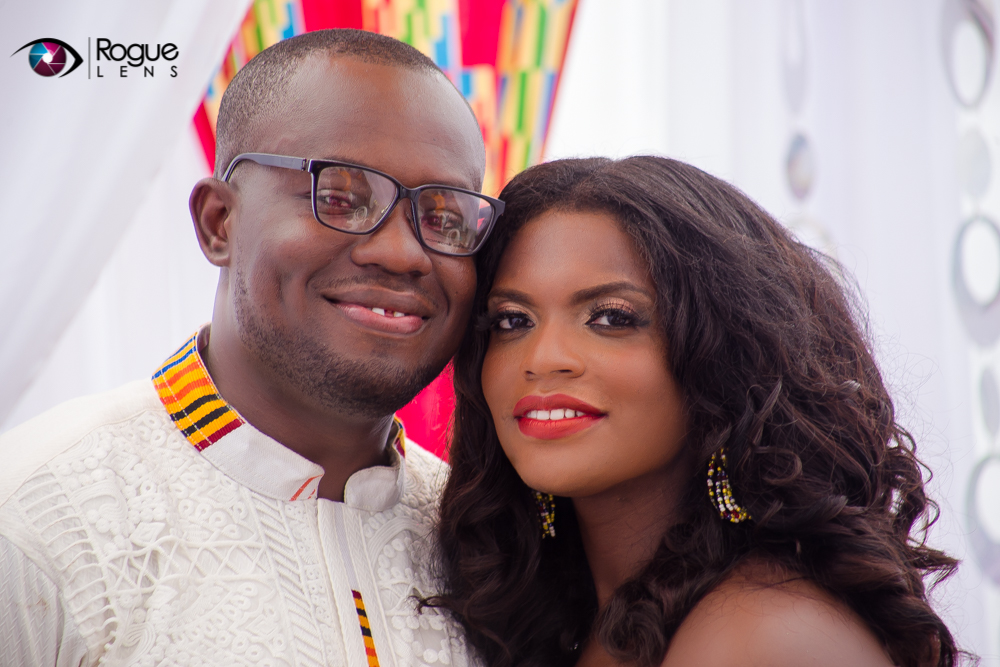30 Exclusive Photos You Need To See From Giovani Caleb's Traditional Wedding