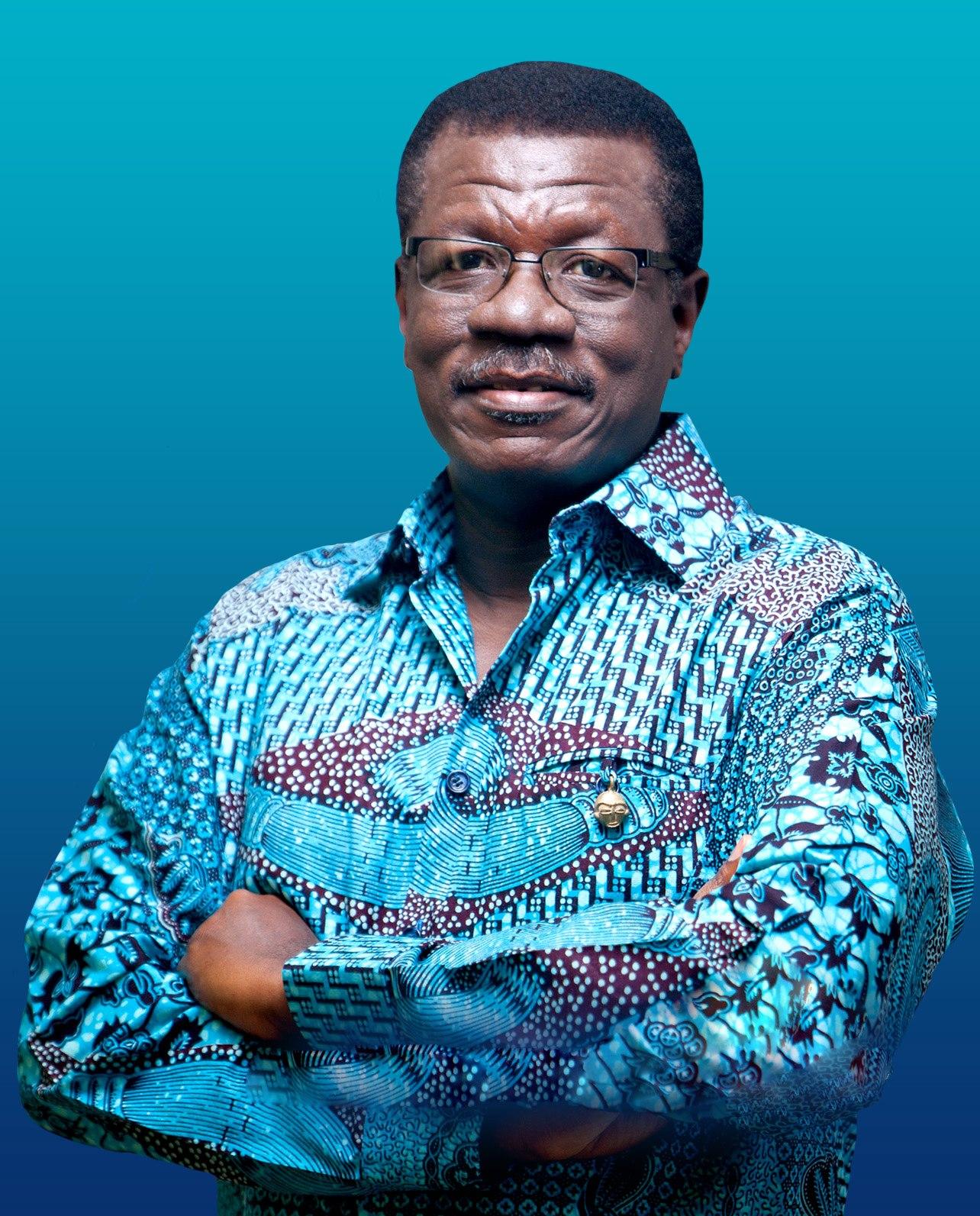 Image result for Pastor Mensah Otabil