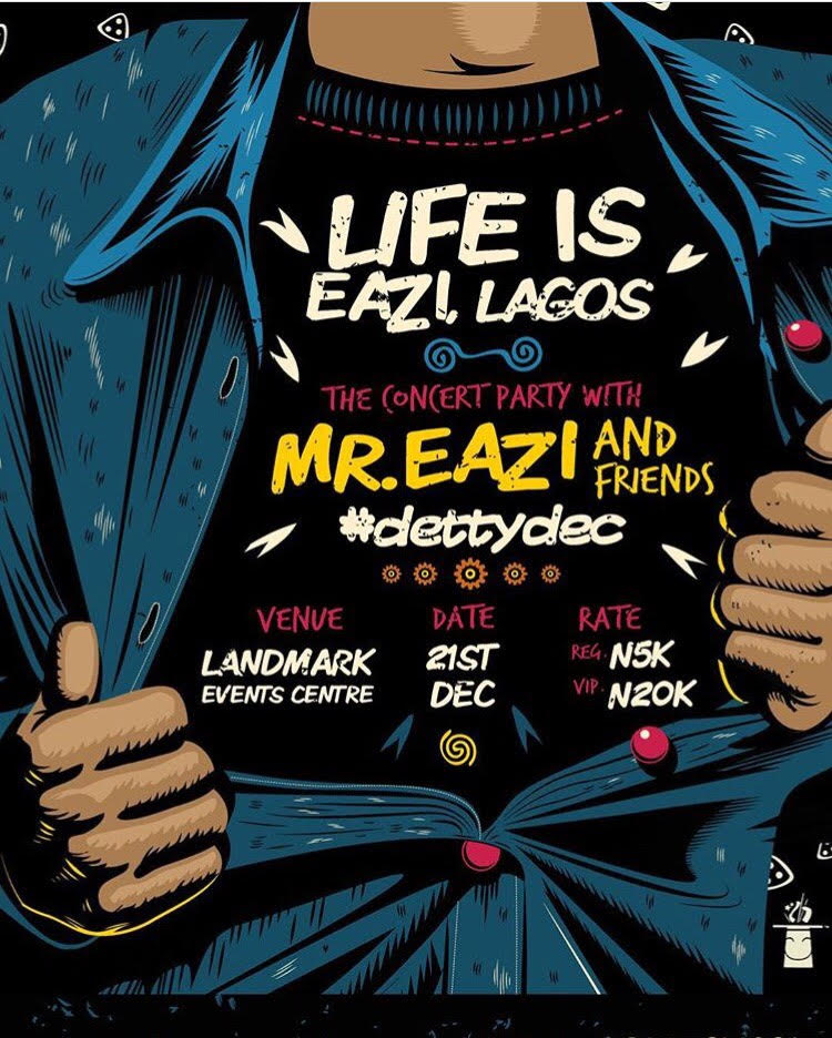 Pappy Kojo Joins The Star-Studded Line Up For Mr. Eazi's Life Is Eazi Lagos Concert