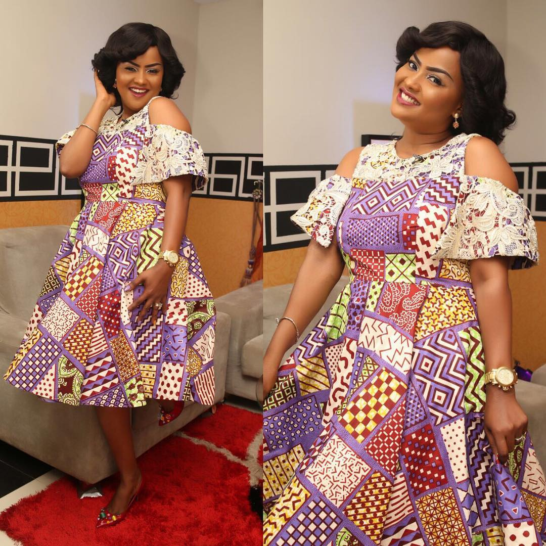 10 Flawless Nana Ama Mcbrown Outfits You Can Totally Copy