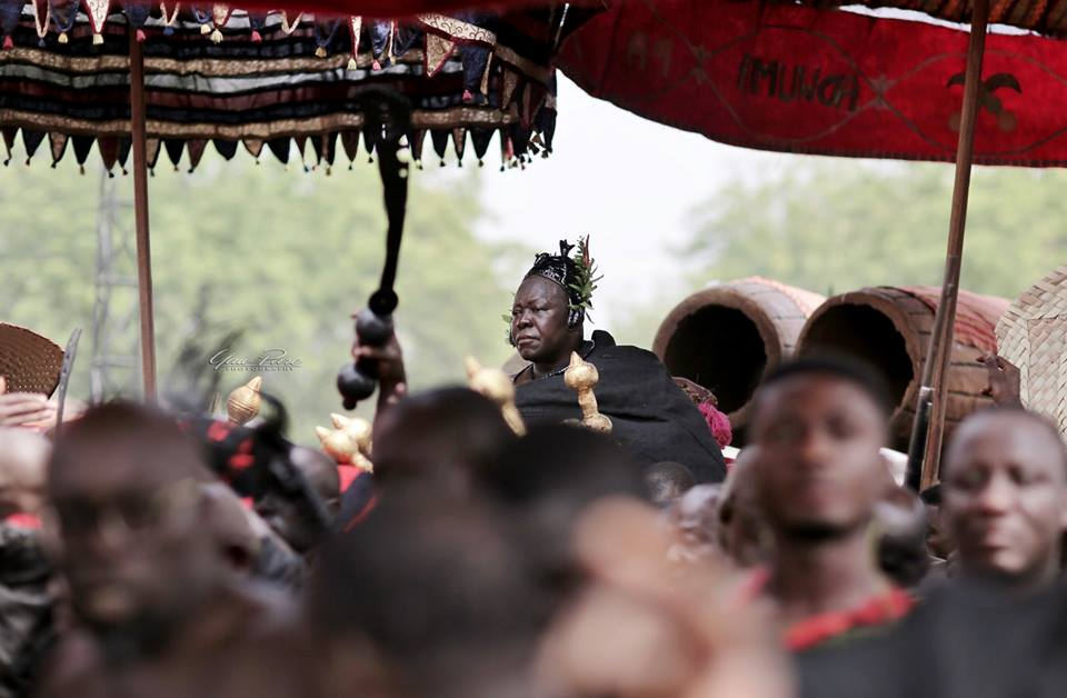 The Most Iconic Pictures From Asantehemaa's Burial