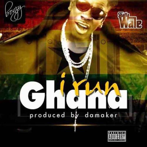 Shatta Wale – I Run Ghana (Prod By Da Maker)