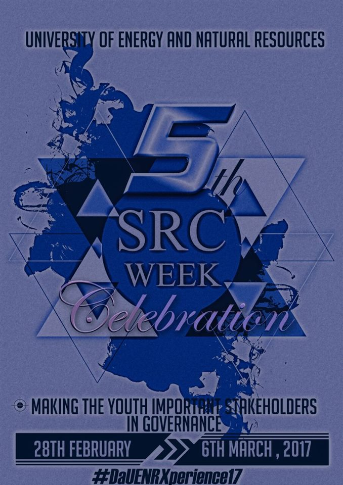 UENR'S 5th SRC Week Celebration Date Disclosed