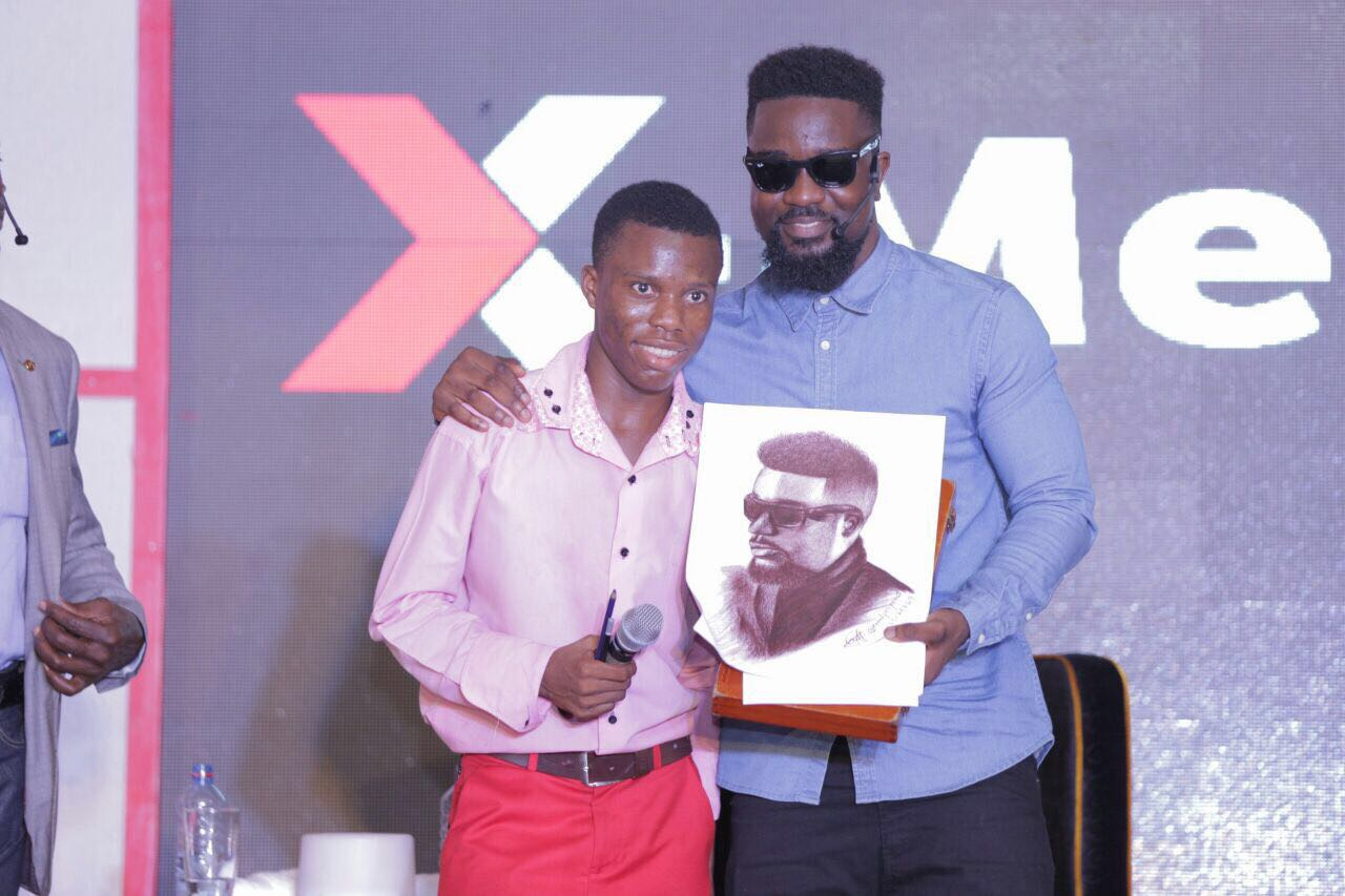 Sarkodie discussed his brand tracy sarkcess and more at
