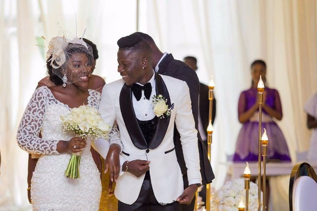 10 Ghanaian Celebrity Weddings That Made Us Believe In Love Again Kuulps Ghana Campus News And Lifestyle Site By Students