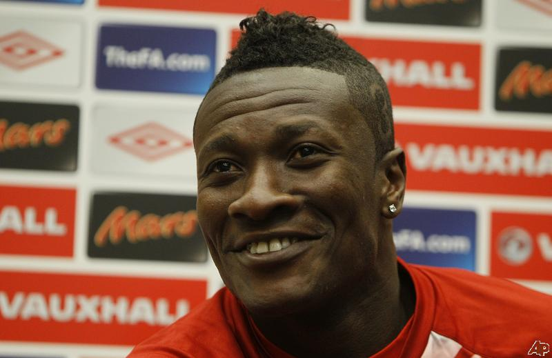 Asamoah Gyan Addresses Haters In His First Public Statement