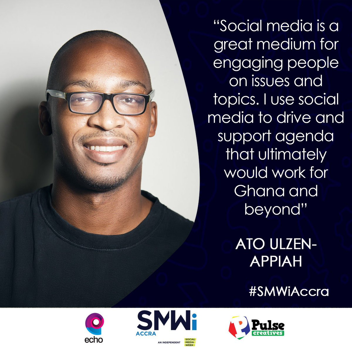 This Is Ato Ulzen-Appiah's Social Media Hack For NGOs