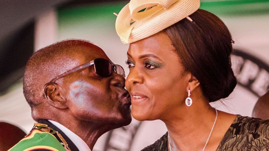This Is Why South African Borders Are On 'Red Alert' For Grace Mugabe