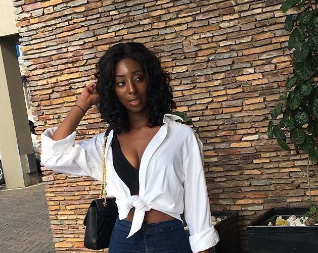 18d43d6fba61a1 This Is The Ghanaian Student Who Runs A High Demand Bikini Range In ...
