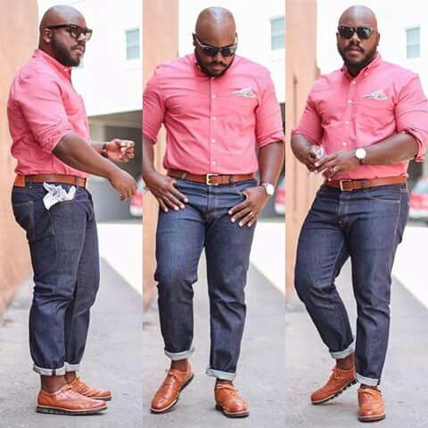 This Is The Best Fashion Advice If You Are A Chubby Guy Kuulpeeps Ghana Campus News And