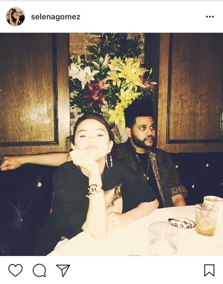 Selena Gomez The Weeknd Breakup