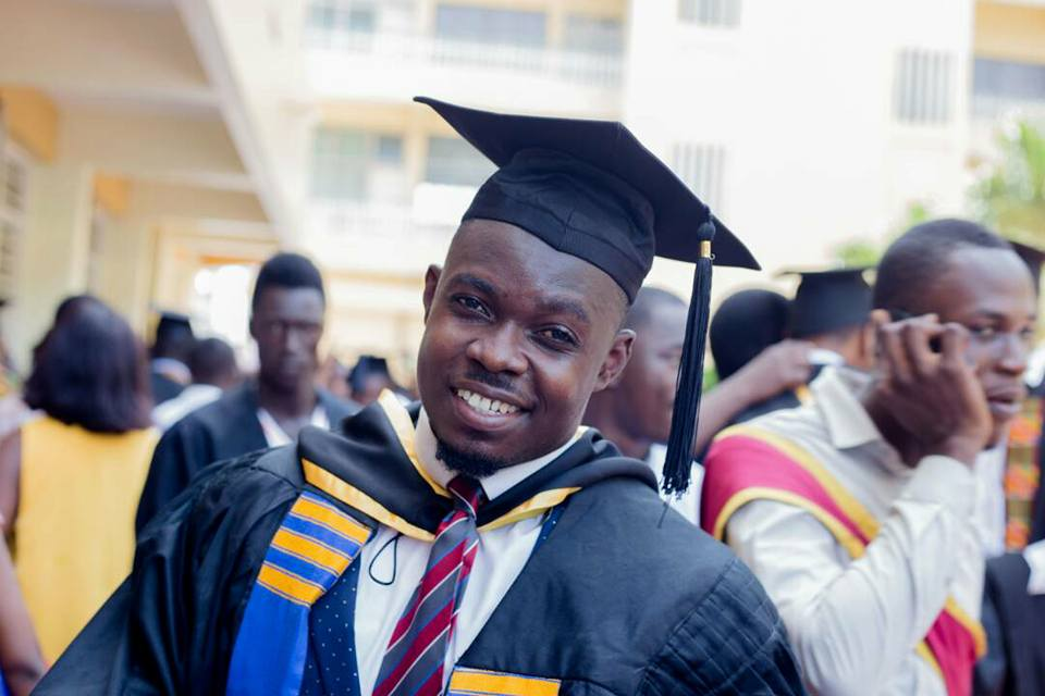 The Graduation Story Of This Accra Technical University Student Will Melt Your Heart Kuulpeeps Ghana Campus News And Lifestyle Site By Students