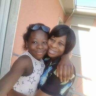 Solomon's Mum and Sister