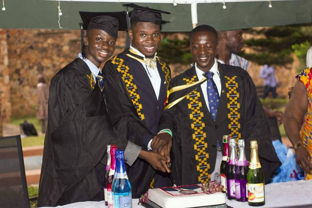Vandals, graduation
