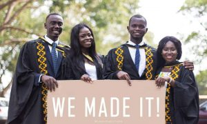 Graduation legon