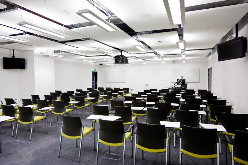 University Classroom Design Guidelines : If you ve not met these people at lectures then re