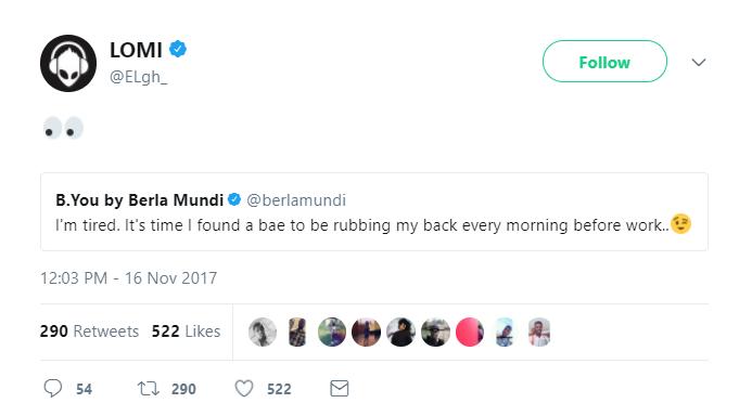 EL, Berla Mundi