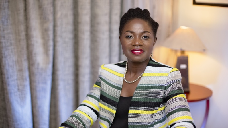 Ghanaian Lucy Quist Appointed The Managing Director Of