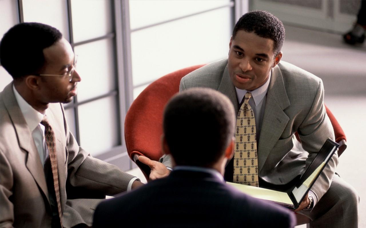 Black mentors