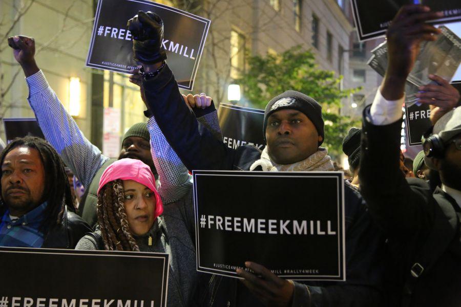 meek protest