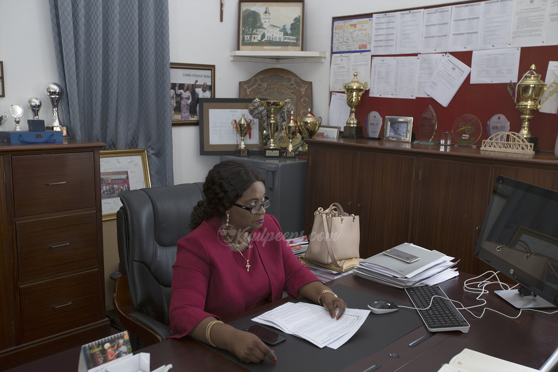 Achimota Headmistress