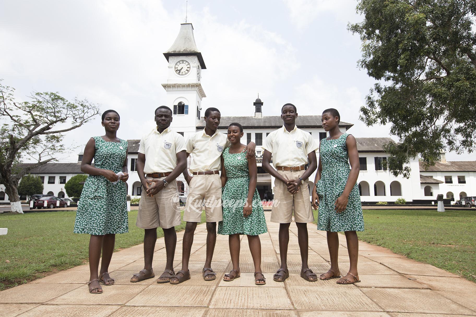 Achimota School Prefects