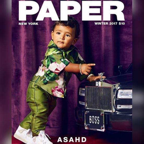 Asahd, DJ Khaled