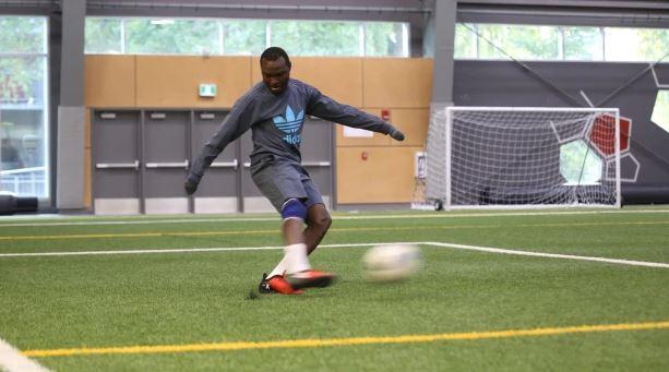 Seidu Mohammed Football