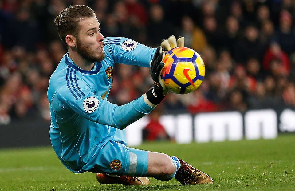 10 Tweets That Show That David De Gea Can Save Anything