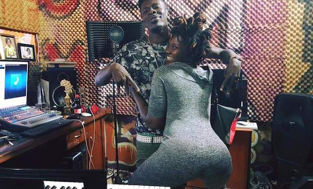 ebony and shatta wale