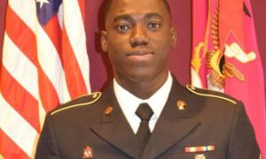 ghanaian soldier new york fire