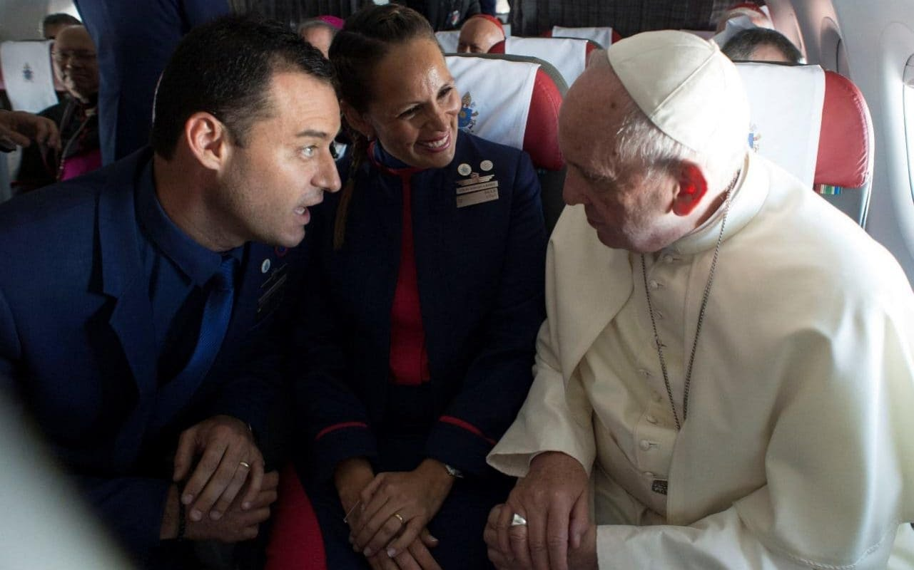 Pope Francis marriage