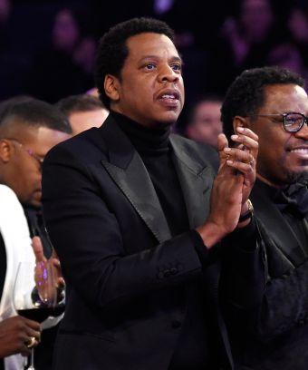 JAY Z Grammys