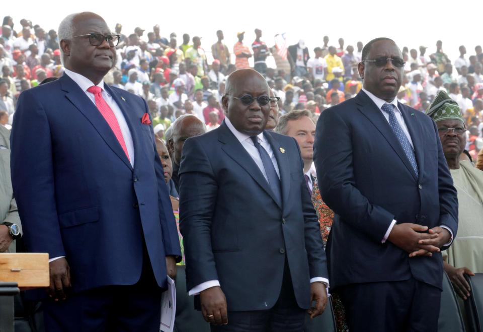 Liberia President