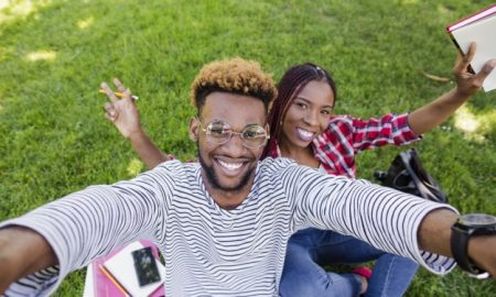 University of Ghana, Happy Black Students