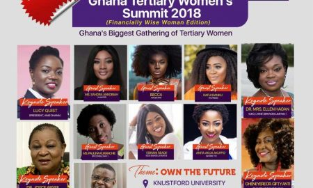 The Tertiary Women's Summit