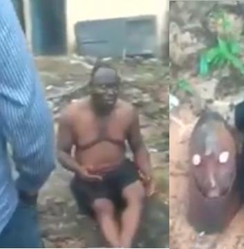 Disgraced fake pastor