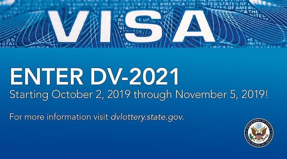 DV Visa Lottery