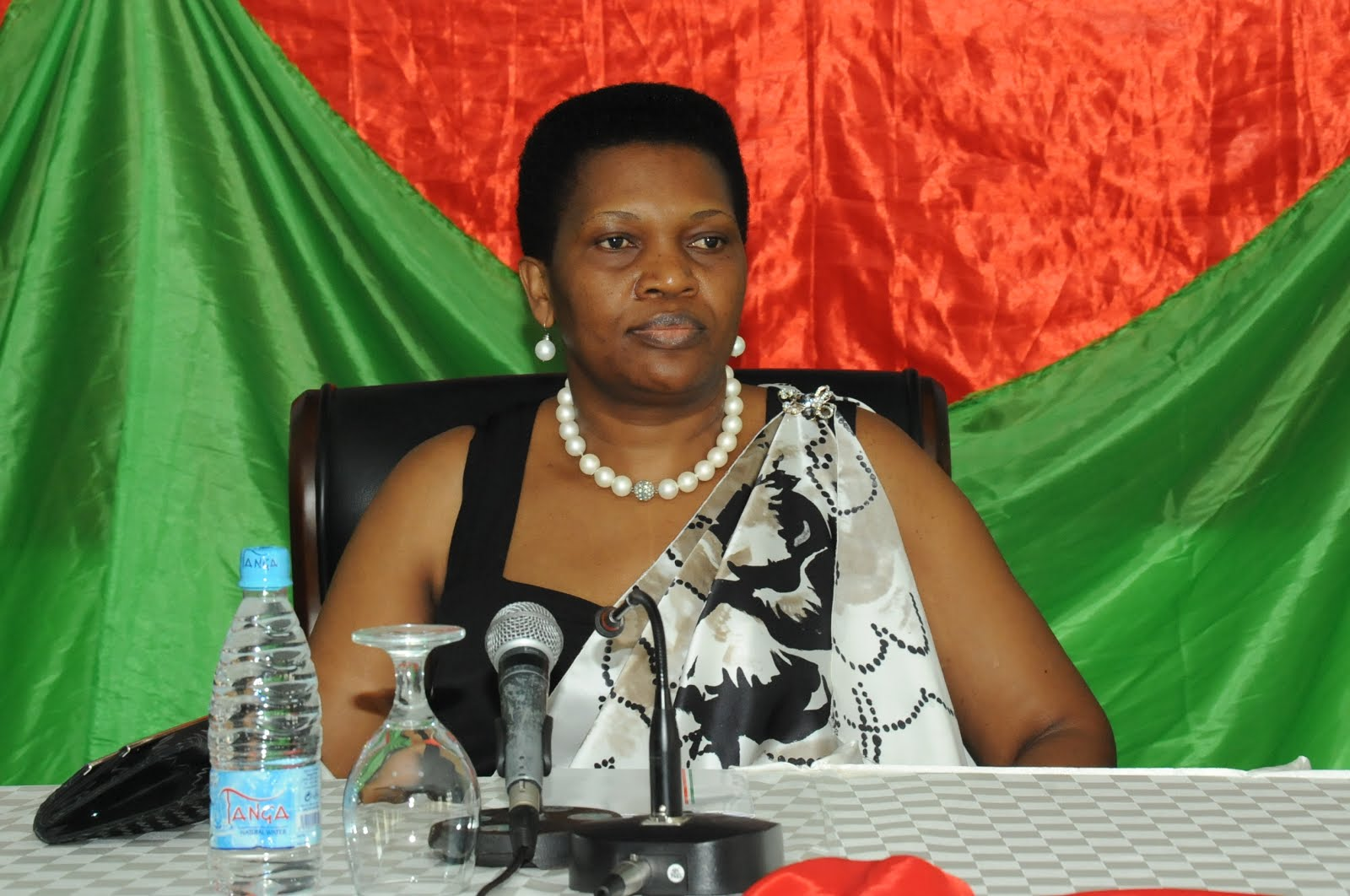 Burundi's First Lady Has Released A Song About Couples And ...