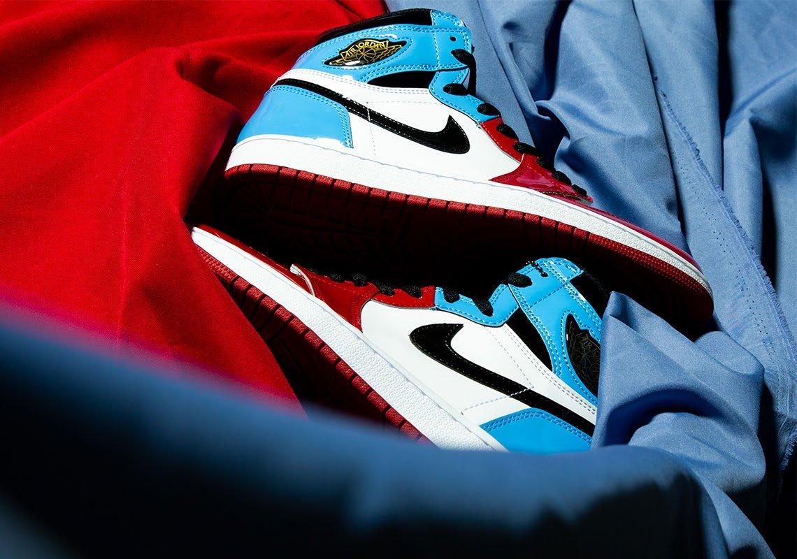 """""""Fearless"""" Air Jordan 1"""
