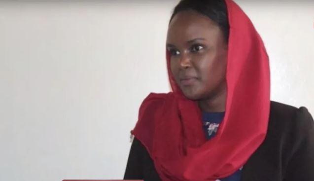 Somali Activist Almaas Elman