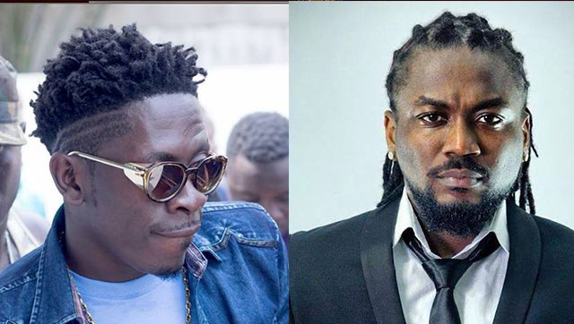 Shatta Wale Throws First Shot Amid Beef With Samini
