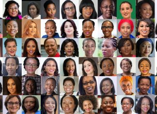 Top 100 Women CEOs in Africa