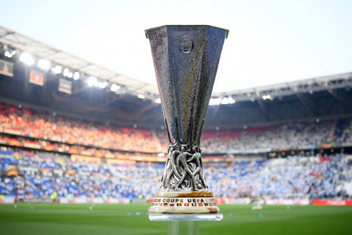 Europa League Trophy (Getty Images)