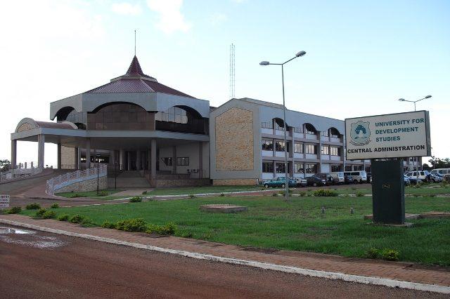 University for Development Studies Administration
