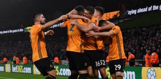 Wolves Stage Comeback Against Manchester City (image: evening standard)